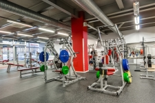 Olymp Fitness Club, Latvia