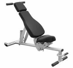 Life Fitness bench G7