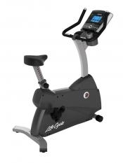 C3 upright Lifecycle® exercise bike Go